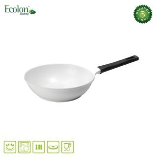 WOK Ceramica Antiaderente cm 26 Induzione