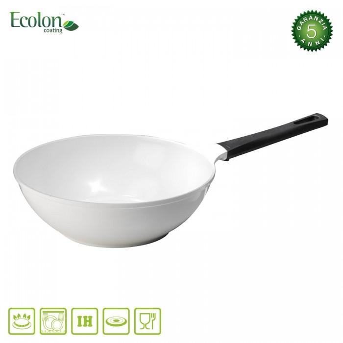 WOK Antiaderente Ceramica cm 30 Induzione