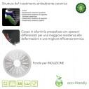 Casseruola Ceramica Antiaderente  Induzione Bassa cm 24