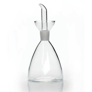 Oil bottle Campana - Borosilicate glass - 250ml