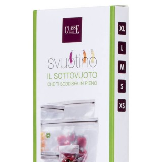 10 Buste MIX Sottovuoto assortite