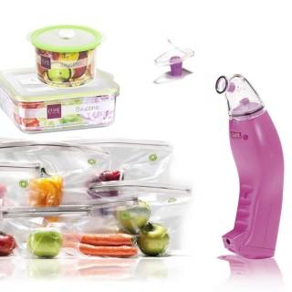 Sottovuoto Kit Completo | Macchina per conservare gli alimenti