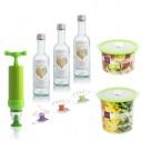 Conservare Succhi Sottovuoto 3,7 litri - Svuotino Verde