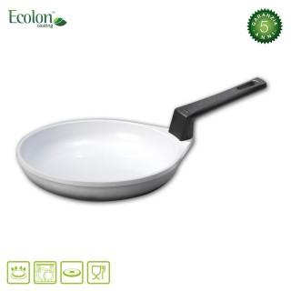 Padellino Antiaderente Ceramica Uovo cm 16
