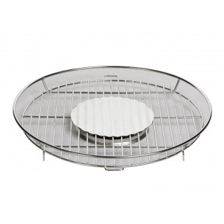 InstaGrill round grill
