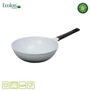 WOK Antiaderente Ceramica cm 26