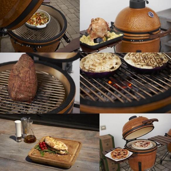 Barbecue Kamado Preparazioni possibili