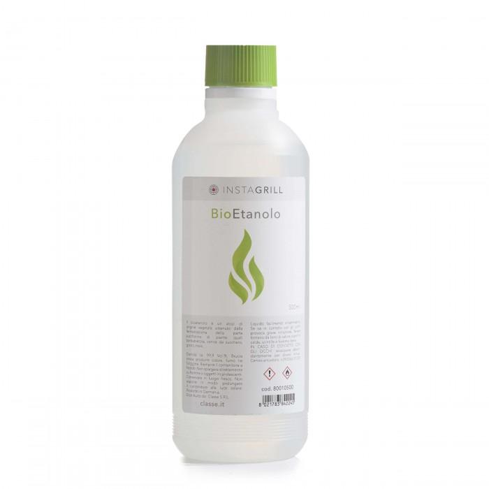 Accendi fuoco inodore incolore BioEtanolo di origine Vegetale